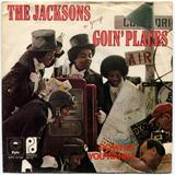 1977-THE JACKSONS-GOIN' PLACES-荷兰版7寸单曲唱片