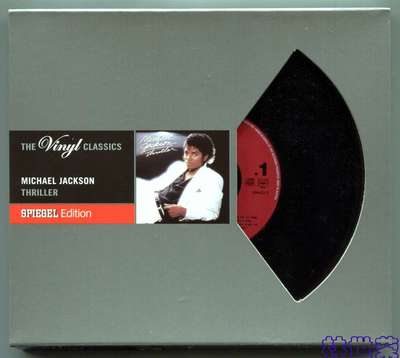 MICHAEL JACKSON-THRILLER SPECIAL EDITION-2004-THE VINYL CLASSICS-德国版