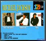 MICHAEL JACKSON-1993-123CD-3CD套装-墨西哥版