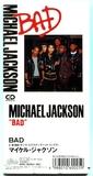 1987-MICHAEL JACKSON-BAD-2 TRACKS-JAPAN 3INCH CDSINGLE-日本可折叠版