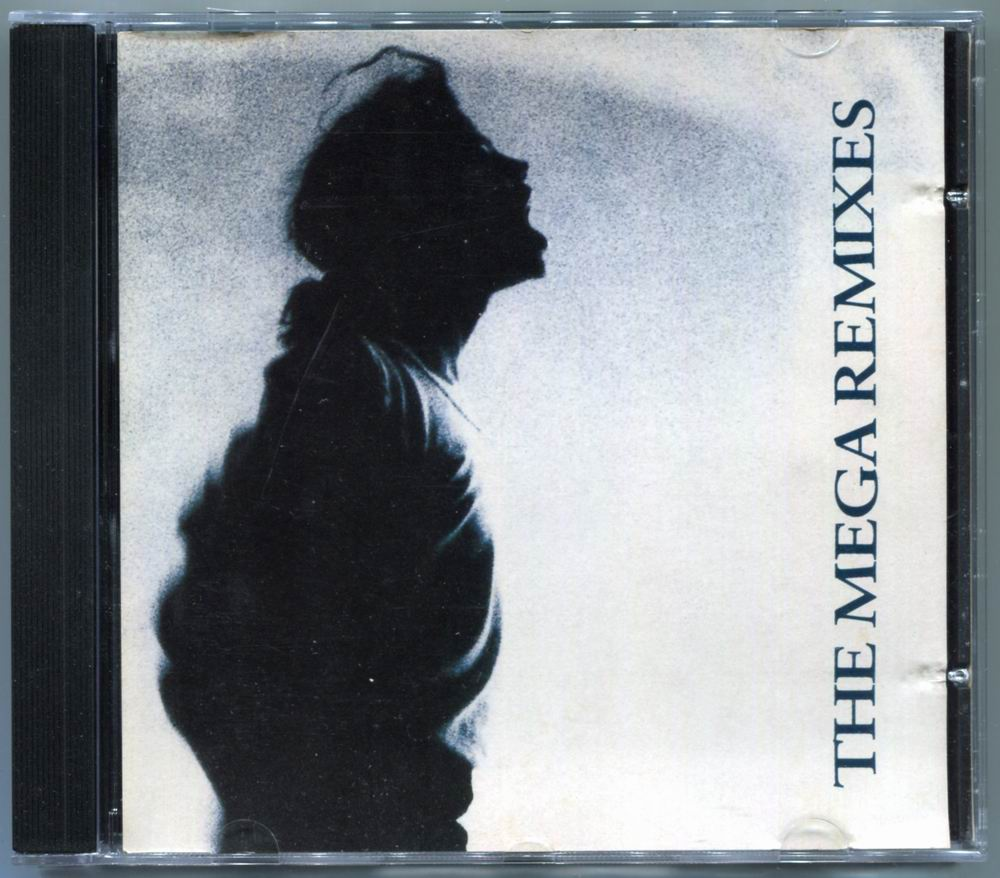 1994-MICHAEL JACKSON-THE MEGA REMIXES-10 TRACKS-BRAZIL PROMO CD-巴西宣传版