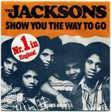 1976-THE JACKSONS-SHOW YOU THE WAY TO GO-德国版7寸单曲唱片