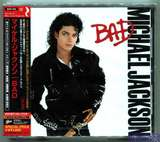 MICHAEL JACKSON-BAD SPECIAL EDITION-2010-日本再版
