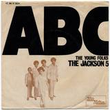 1970-THE JACKSON FIVE-ABC&THE YOUNG FOLKS-德国版7寸单曲唱片