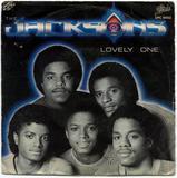 1978-THE JACKSONS-LOVELY ONE-荷兰版7寸单曲唱片